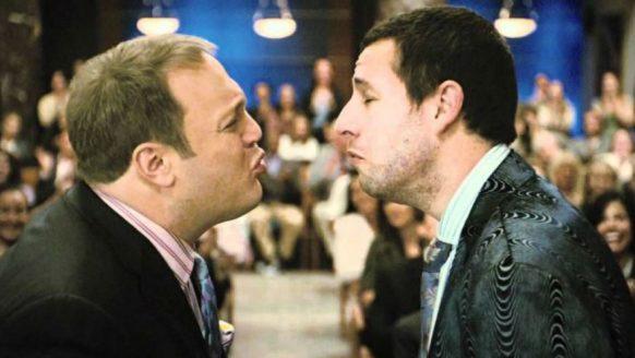 Steeds meer hetero mannen kussen elkaar, zo blijkt