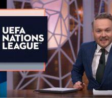 'Zondag met Lubach' neemt op hilarische wijze de onbegrijpelijke Nations League onder de loep