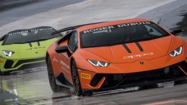 Een weekend vol brute wagens tijdens de Lamborghini Super Trofeo 2018 in Rome